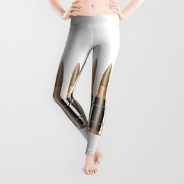 Bullet Belt Leggings