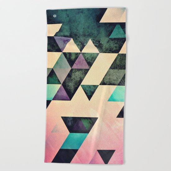 Xtyrrk Beach Towel