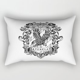 Ravenclaw Crest Rectangular Pillow