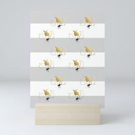 Bunnies Version 2 Mini Art Print