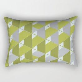 3D Lovely GEO V Rectangular Pillow