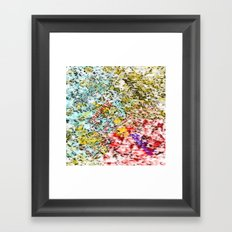 Abafando Music  Framed Art Print