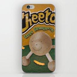 CHedda jALpenO CHeETOoooossss iPhone Skin