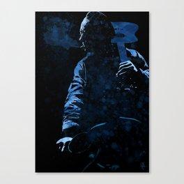 The Vagabond Canvas Print