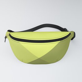 Simple , neon yellow Fanny Pack