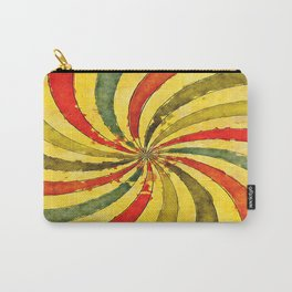 retrowaterswirl Carry-All Pouch