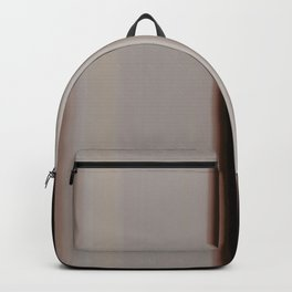 Ombre Brown Earth Tones Backpack