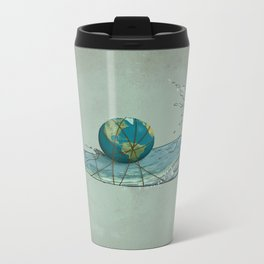 Save the Planet II Metal Travel Mug