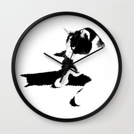 Isicle 2.0 Wall Clock