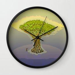 Drago / The Sacred Tree Wall Clock