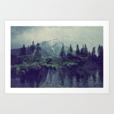 Let Your Roots Grow Art Print