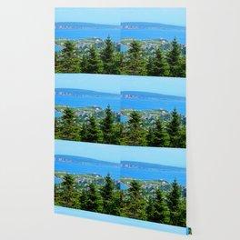 Bonaventure Island panoramic Wallpaper