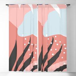 Memphis Art Blackout Curtain