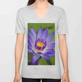 Pūpūkea Garden Breeze Unisex V-Neck