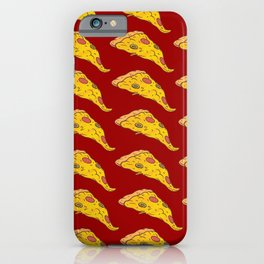 Pizza Pattern Love Pizza Fast Food iPhone Case
