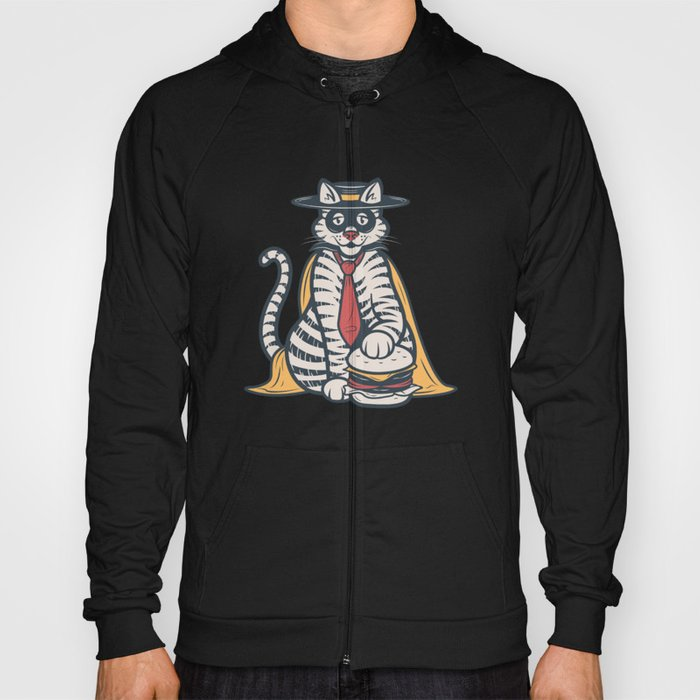 The Cheeze Burglar  Hoody