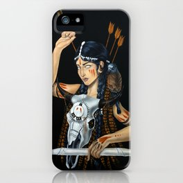 Peregrine iPhone Case