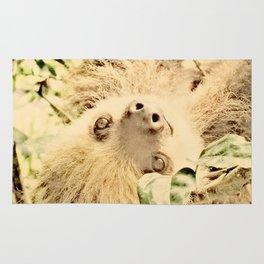 Vintage Animals - Sloth Rug