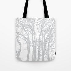Grey Trees Tote Bag