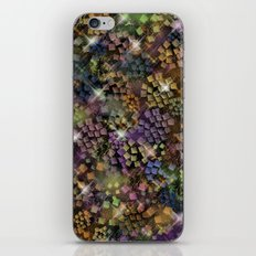 Stained Glass look Series 1 iPhone & iPod Skin