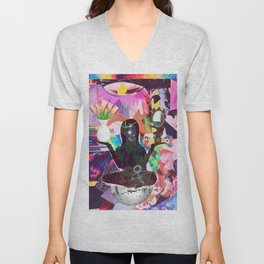 YOGA Girl Unisex V-Neck