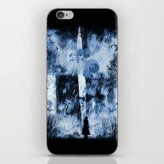 rain walker redux iPhone & iPod Skin