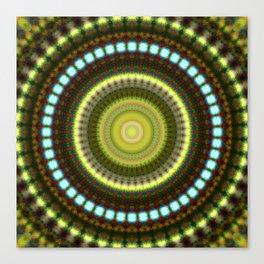 Celestial Cymatics Canvas Print