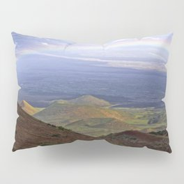 On The Slopes Of Mauna Kea 2. Pillow Sham