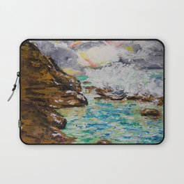 SUNRISE AT BURLEIGH HEADS Laptop Sleeve