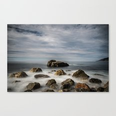 California Coast 2 Canvas Print