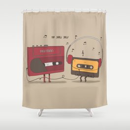 You Sound Good! Shower Curtain