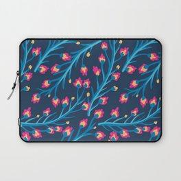 Winter flowers Laptop Sleeve