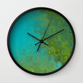 Half Past Wall Clock