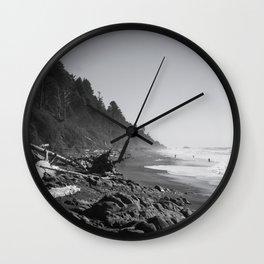 Kalaloch Wall Clock