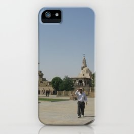 Temple of Luxor, no. 9 iPhone Case