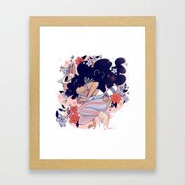 Fox Ma Framed Art Print