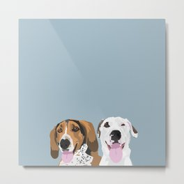 Sutton and Duey Metal Print