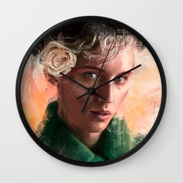 Troye Sivan Wall Clock