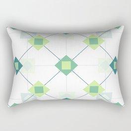 Square Flair Rectangular Pillow