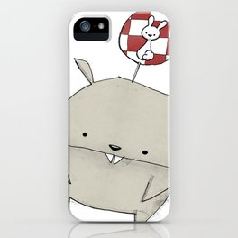 minima - rawr 02 iPhone Case