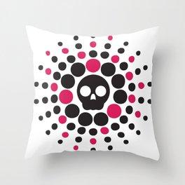 DeathParade Logo Throw Pillow