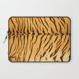 Tiger Animal Print Laptop Sleeve