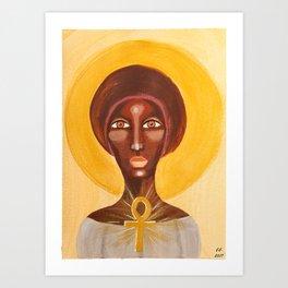 Goddess no 16 Art Print
