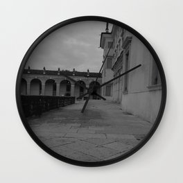 Italy in a View: King Of Wishful Thinking Wall Clock