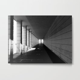 MODERN ARCHITECTURE IN ITALY Metal Print