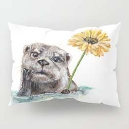 Otterly Lovely Pillow Sham