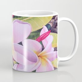 Hawaiian Plumerias Coffee Mug