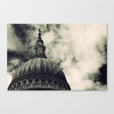 St Paul's Cathedral Canvas Print