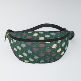 Forest Pattern Fanny Pack
