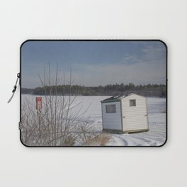 Ice House Laptop Sleeve